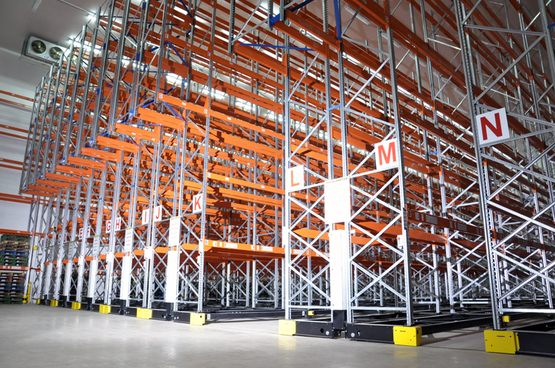 Ci Group Products Mobile Pallet Rackthe Ci Group